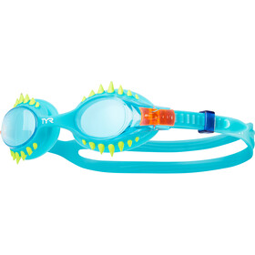 TYR Swimple Spikes Goggles Kids blue/turquoise